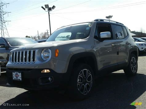 2015 mojave sand jeep renegade limited 4x4 103020731 gtcarlot car color galleries