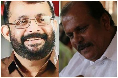 actor pc george my head hangs in shame kerala speaker slams pc george