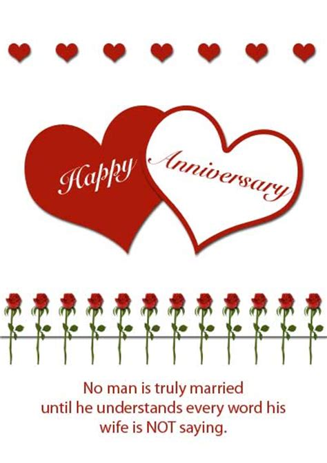 printable anniversary cards him free printable roses anniversary cards