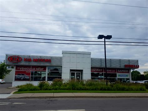 spinelli kia opening hours 4463 boulevard des sources