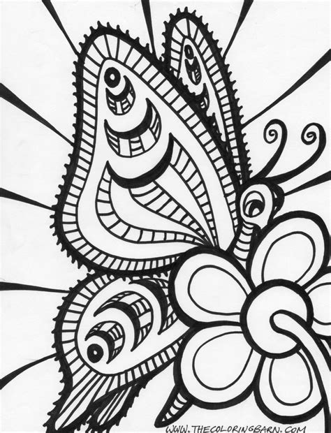 coloring pages for adults abstract abstract coloring pages for adults coloring home