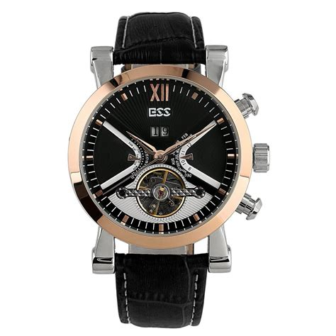 Jam Tangan Murah Ess Luxury Automatic Mechanical Wm299 ess luxury leather automatic mechanical wm353 black gold jakartanotebook
