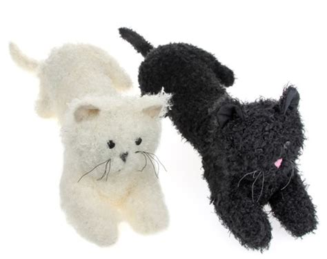 homecraft fluffy cat draught excluder available in black