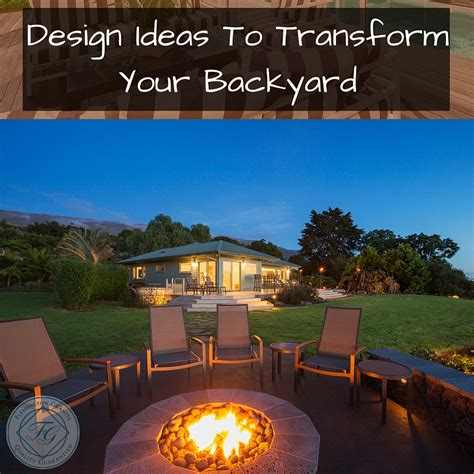 how to transform your backyard design ideas to transform your backyard flemington granite