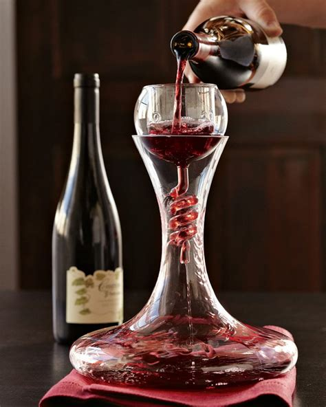 cool wine 10 unique modern wine decanters contemporist
