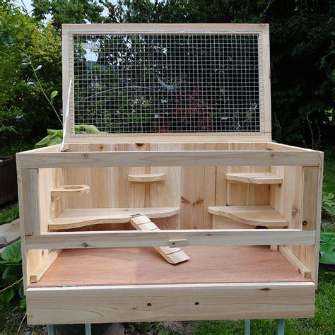 gabbia ratti gabbia per roditori per criceti ratti topi animali legno