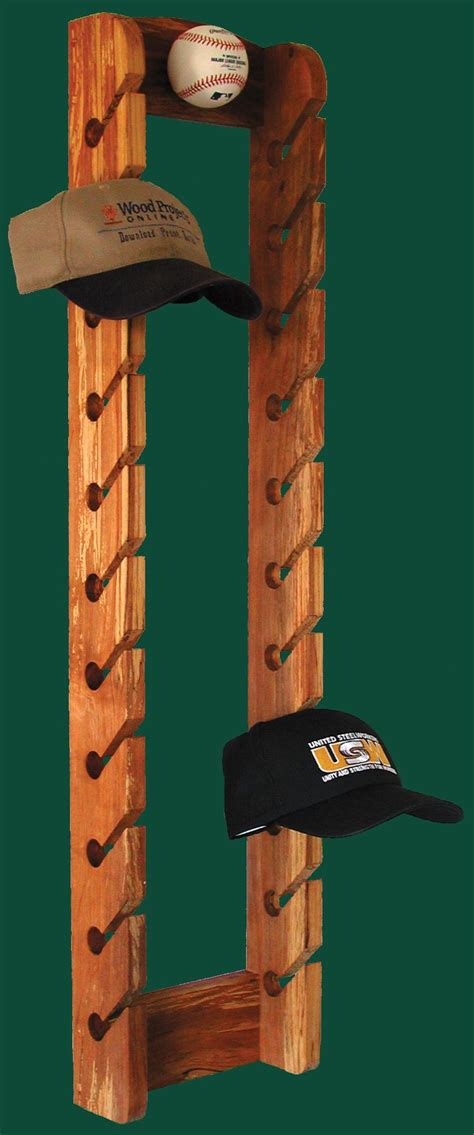 1000 ideas about baseball hat racks on hat