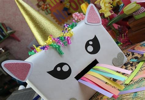 unicorn valentines day box 15 easy to make diy boxes ideas for boys