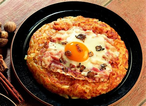 cucinare la pancetta ricetta r 246 sti uova e pancetta la cucina italiana