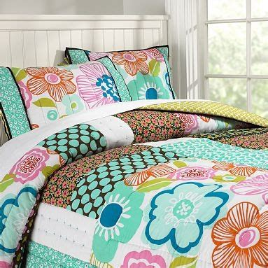 bright floral bedding bright floral patch work quilt bedding for the home
