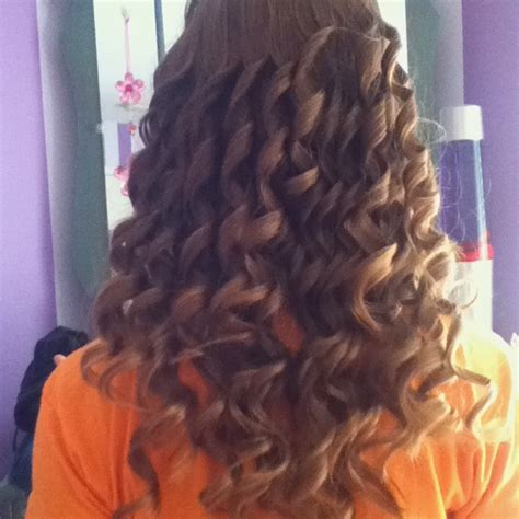 wand hair styles 17 best images about curling wand curls on pinterest