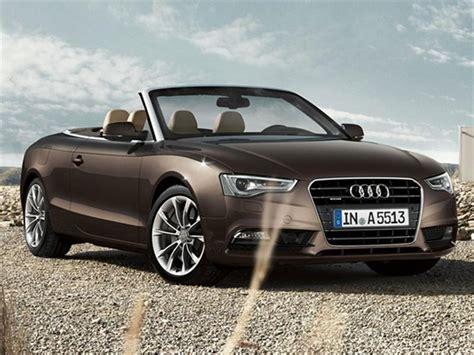 Audi A5 Convertible 2014 by 2014 Audi A5 Convertible Autos Post