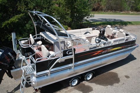 tritoon boats for sale ebay tahoe 24 fnf tritoon 2013 for sale for 54 999 boats