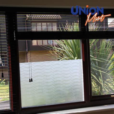 design is one film frosted window film privacy door glass vinyl tint self