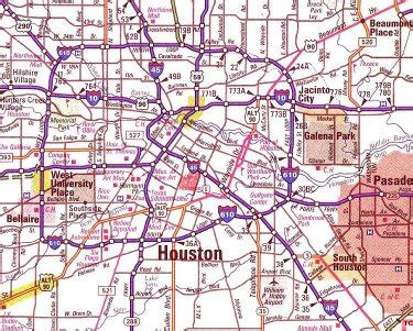 houston texas suburbs map escape to houston texas