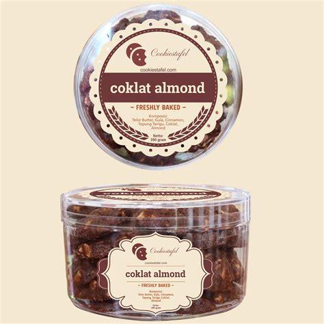 contoh design label kue sribu desain label desain label untuk toples kue kering