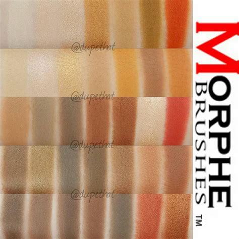 Morphe Brushes 35om 35o Matte Palette dupethat morphe 35o palette review