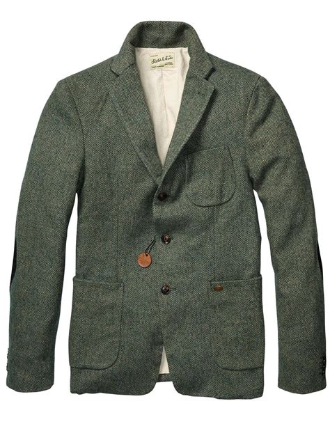Tokyo Blazer japanese styled blazer scotch soda from scotch soda