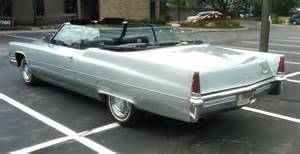 69 Cadillac Convertible Curbside Classic 1969 Cadillac Convertible
