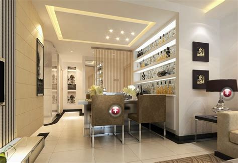 modern minimalist dining room spaces with pub style dining room sets wine cabinet and mirror for dining room european style