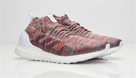 Kith X Adidas Ultra Boost Mid Multicolor 2 the kith x adidas ultra boost mid is releasing soon kicksonfire