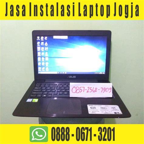 Jasa Instal Ulang jasa instal ulang laptop netbook panggilan jogja hubungi