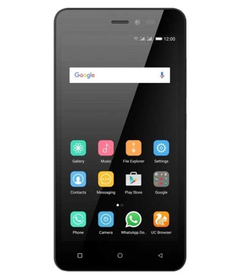 Gionee P5W ( 16GB Gold ) Snapdeal price. Phones Deals at