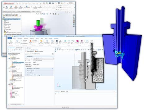 tutorial solidworks plastics pdf livelink for solidworks 174 updates comsol 174 5 3 release
