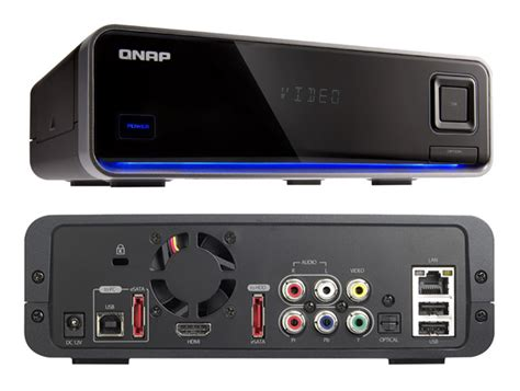Multimedia Player qnap nmp 1000p network multimedia player