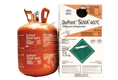 Freon Dupont Suva R134a Kalengan by Dupont Suva R407c Refrigerant