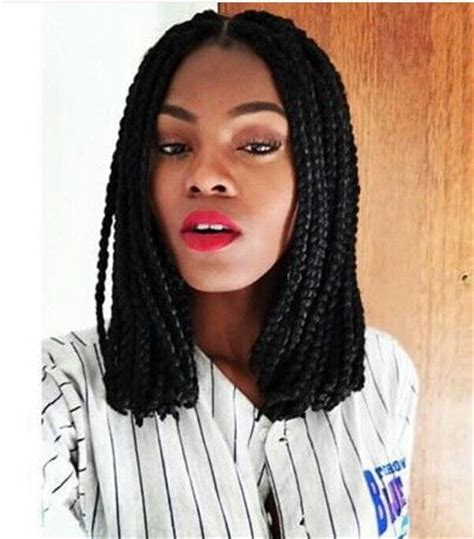 shoulder length box braids hairstyles black hair 80 best hair heaven images on pinterest protective