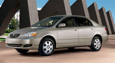 2008 Toyota Le 2008 Toyota Corolla Le 4 Spd At Toyota Colors