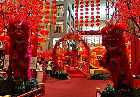 chinese new year home decorations chinese decorations for your friend s new year party the