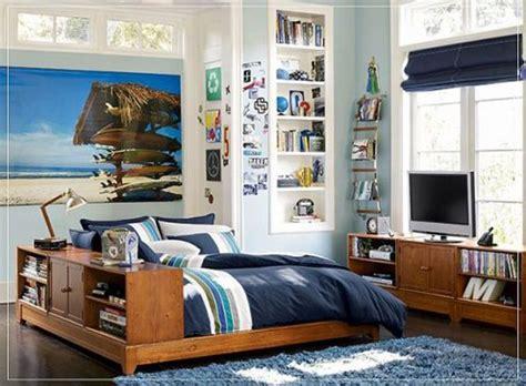 Chico Blue Room by 25 Ideas De Dise 241 O De Habitaciones Para Chicos
