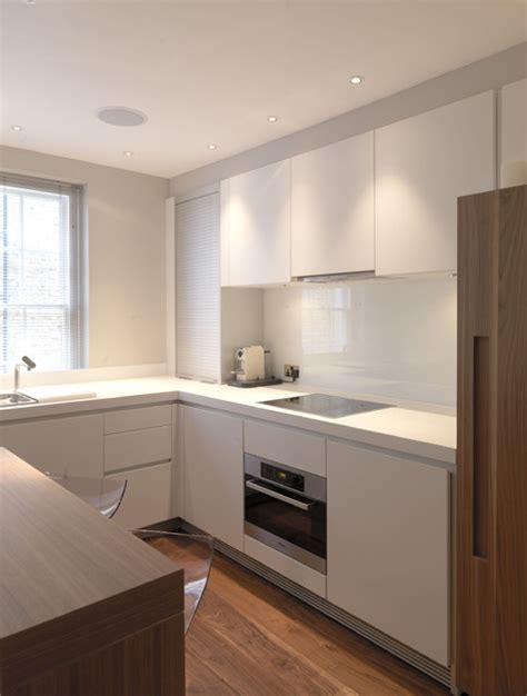 kitchen cabinets london marylebone apartment london contemporary kitchen