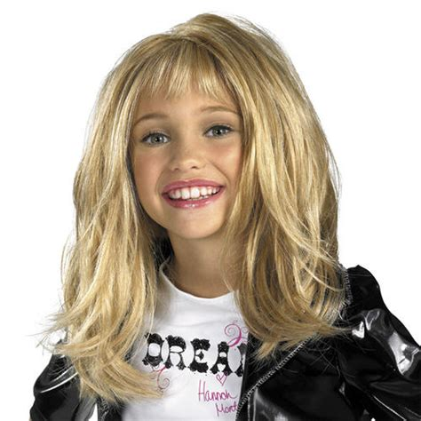 montan hairstyles other health beauty hannah montana hair wig gorgeous