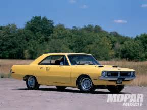 1970 dodge dart 340 front view photo 1