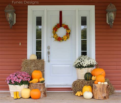 fall deck decorating ideas be awesome linky 12 come link up your projects