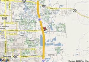 lakewood florida map map of inn sarasota lakewood ranch bradenton
