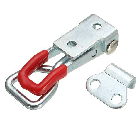 spring loaded latch 4pcs spring loaded toggle galvanized iron latch catches