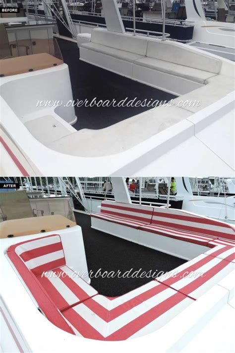 houseboat furniture overboard designs houseboat renovations marine