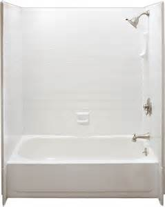 ameriwall bathtub acrylic enclosures americanbathind