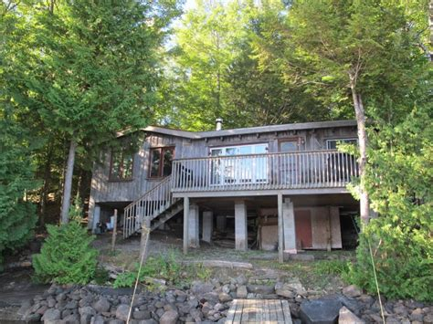 Waterfront Cottages For Sale Kawarthas by Waterfront Cottage On Beautiful Catchacoma Lake In
