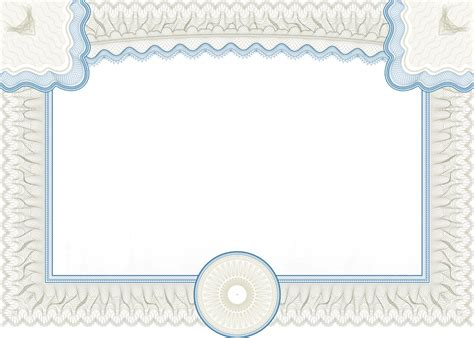 vector graphic certificate diploma background