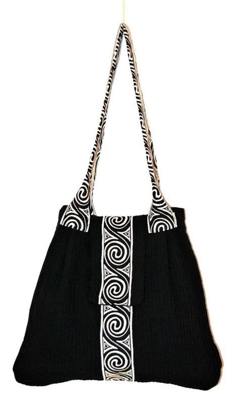Handmade Fabric Handbags - best 25 handmade fabric bags ideas on fabric