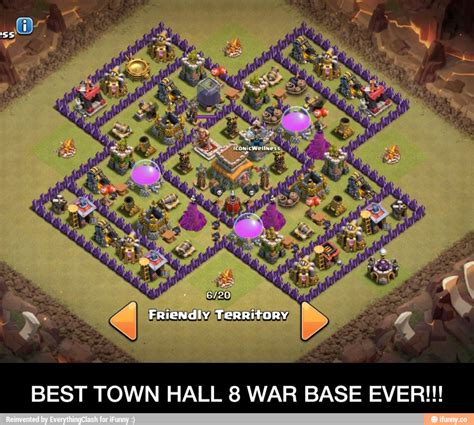 unstoppable war town hall 8 base best town hall 8 war base ever cool