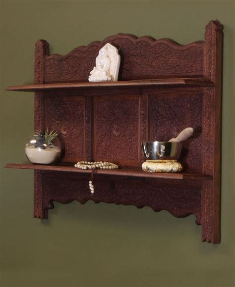 wall altar shelf shamanism paganism altars ancient