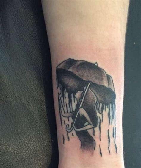 tattoo girl umbrella girl under umbrella tattoo