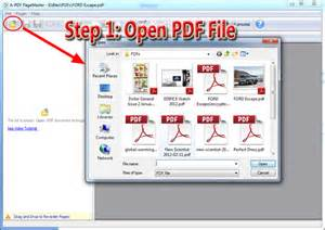 how can i cut copy or paste pdf pages in seconds a pdf
