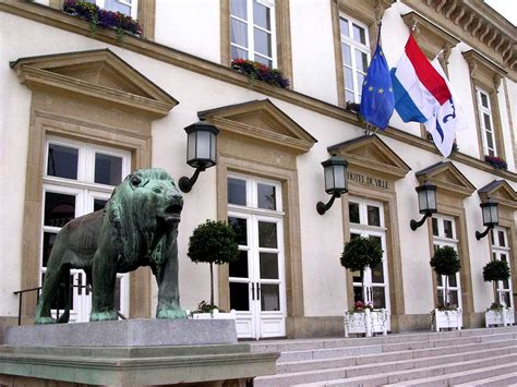 Southern Style Home luxembourg city hall wikipedia